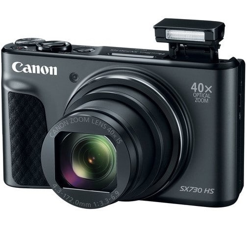 Canon PowerShot SX730 Digital Camera w/40x Optical Zoom