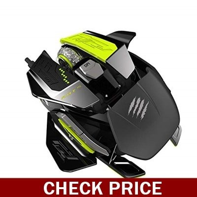 MAD Catz R.A.T Pro X Ultimate Gaming Mouse