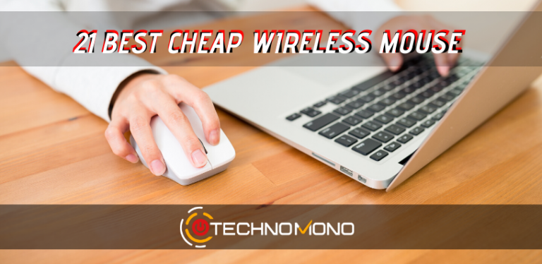 21 Best Cheap Wireless Mouse