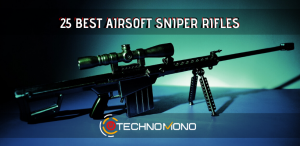 25 Best Airsoft Sniper Rifle