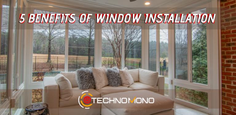 5 Benefits Of Hiring Window Treatment Installation Services