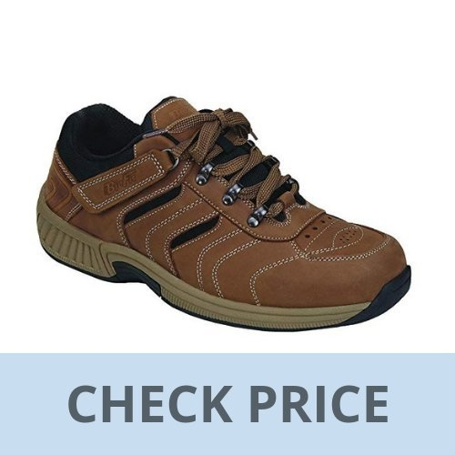 Orthofeet Shreveport men's Orthopedic Athletic shoes