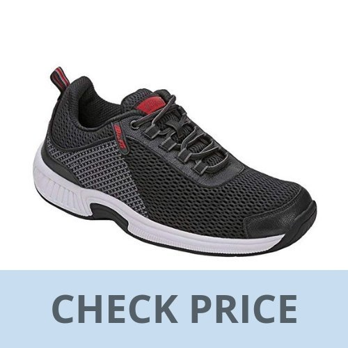 Orthofeet Edgewater Men's Orthopedic Athletic Shoes
