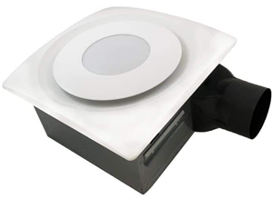 Aero pure ap90sl slim fit bathroom fan