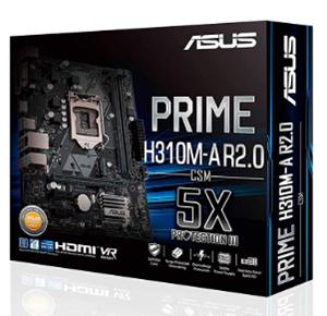 Asus prime h310m motherboard