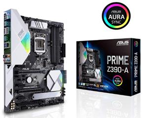 Asus prime z390a gaming motherboard