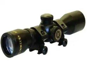 Barnett Cross Scope wRings 4X32mm