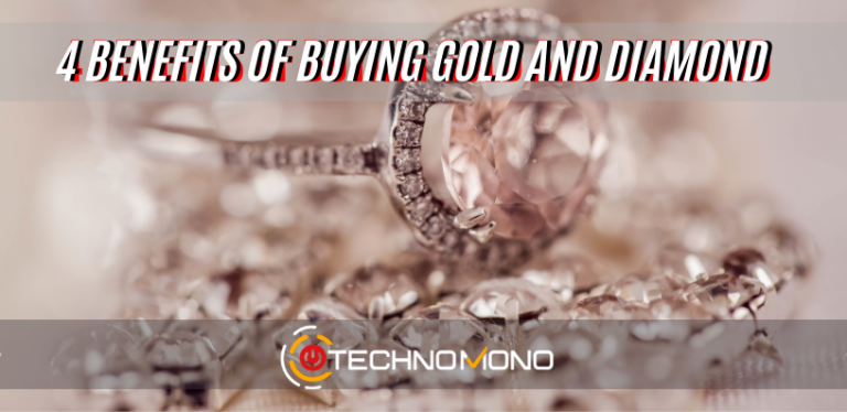 Benefits of Buying Gold And Diamond