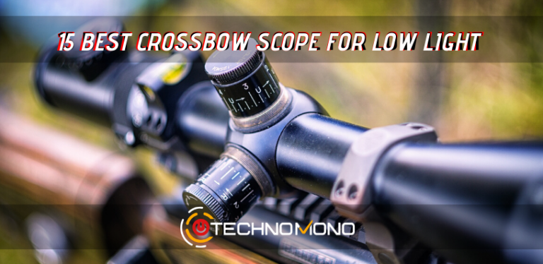 Best Crossbow Scope For Low Light