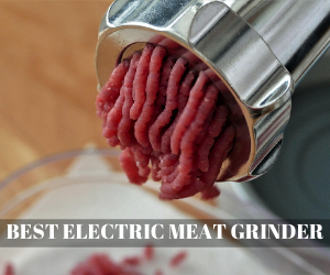 Best Electric Meat Grinders