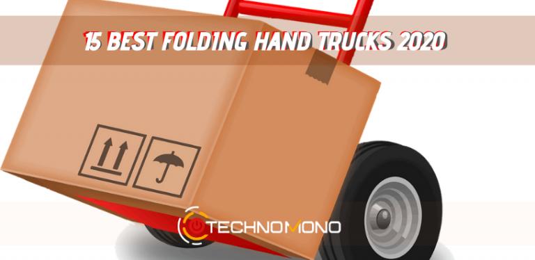 Best Folding Hand Trucks