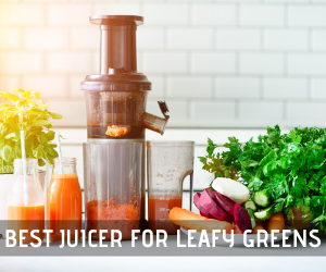 Best Juicer For Leafy Greens review