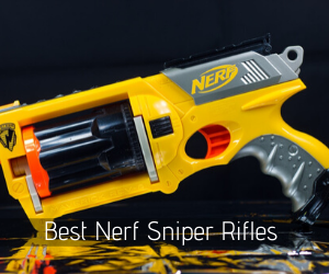 Best Nerf Sniper Rifle