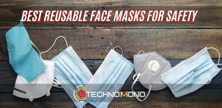 Best Reusable Face Masks For Safety