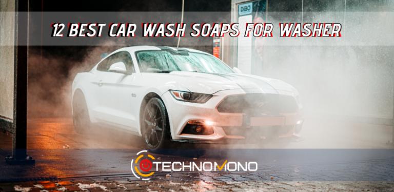 Best car wash soap for pressure washer