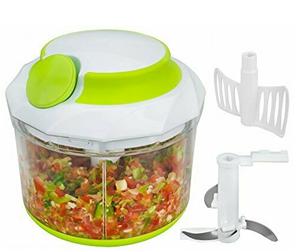 Brieftons quickpull compact food chopper
