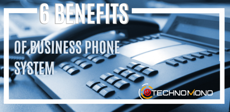 Business Phone System For Small Business