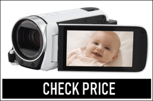 Canon VIXIA HF R600 (White) (Discontinued by Manufacturer)