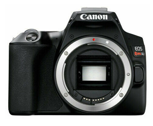 Canon eos rebel sl3 digital camera