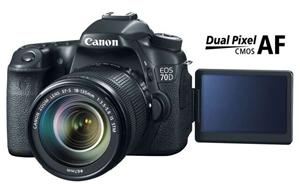 Canono EOS 70D