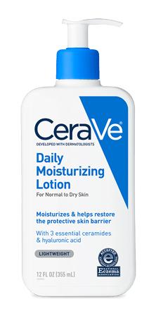 CeraVe Moisturizing Daily Body Lotion