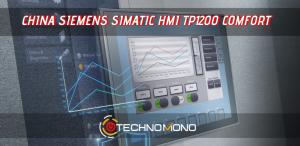 China siemens simatic HMI Tp1200 comfort