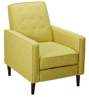 Christopher knight home fabric recliner chair
