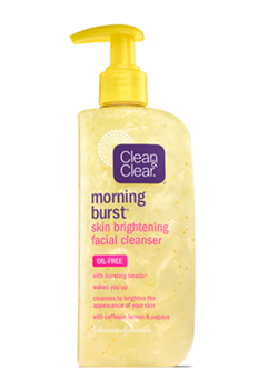 Clean Clear Skin Brightening Facial Cleanser