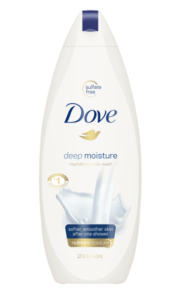 Dove Deep Moisture Body Wash 1