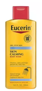 Eucerin Dry Skin Body Wash