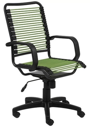 Euro style high back adjustable office chair
