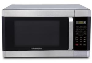 Farbeware professional countertop microwave oven
