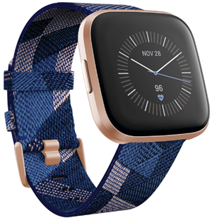 Fitbit versa 2 heart rate monitor