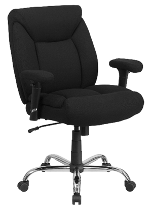 Flash furniture big tall ergonomic office chair