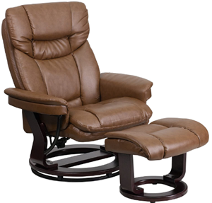 Flash furniture recliner chair