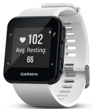 Garmin forerunner heart rate moniter