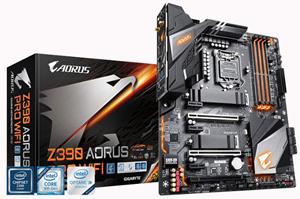 Gigabyte z390 aorus pro motherboard