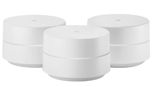 Google Wifi System 3 pack