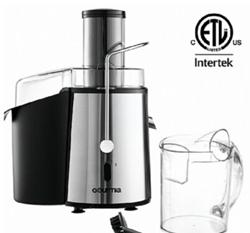 Gourmia gj750 centrifugal juicer