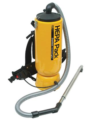 HEPA Backpack Vacuum