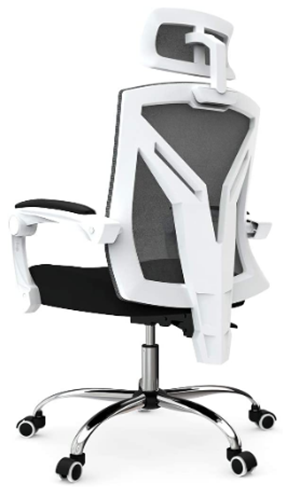Hbada ergonomic office chair with foot extension