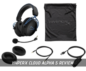 HyperX Cloud Alpha S Review buying guide