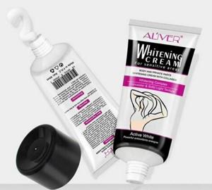 Intimate skin whitening cream