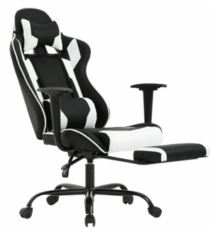 Kaimeng leather gaming chair