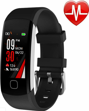 L8star fitness trackerheart rate monitor