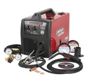 LINCOLN ELECTRIC EasyMIG 140 Welder