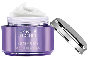 Lakme Youth Infinity Skin Firming Night Cream 50 Grams