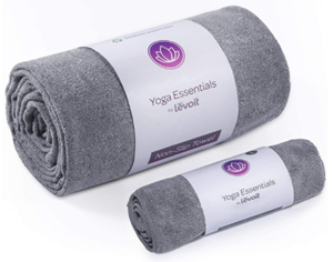 Levoit hot yoga mat towel