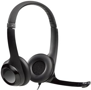 Logitech H390 USB Microphone Headset
