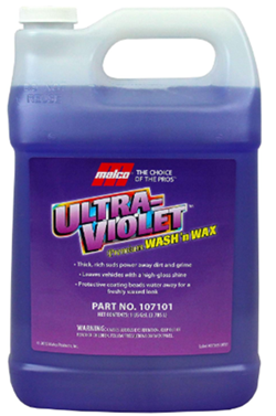 Malco ultra violet washn wax 1